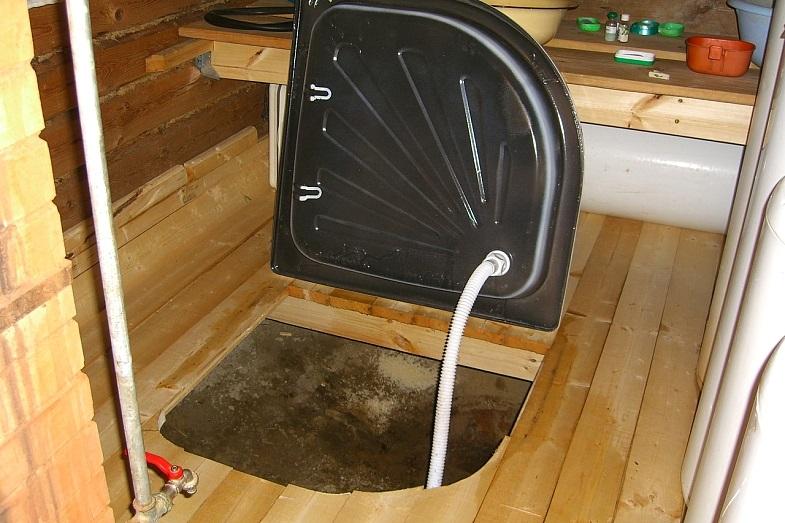 Вода в бане своими руками фото 322