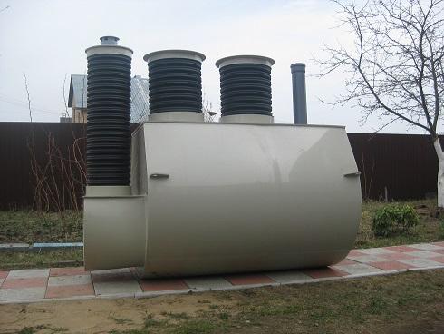 канализация для дачного дома