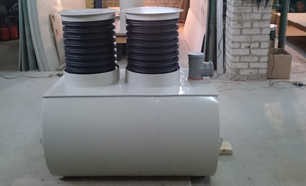 баки для канализации