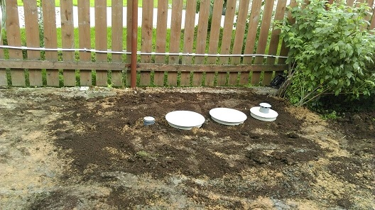 вид канализаций для дома