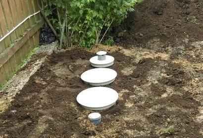 септик для канализации загородных домов и дач