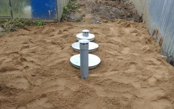 Локальная канализация коттеджей