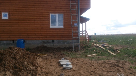 канализация автономная для дома и дачи