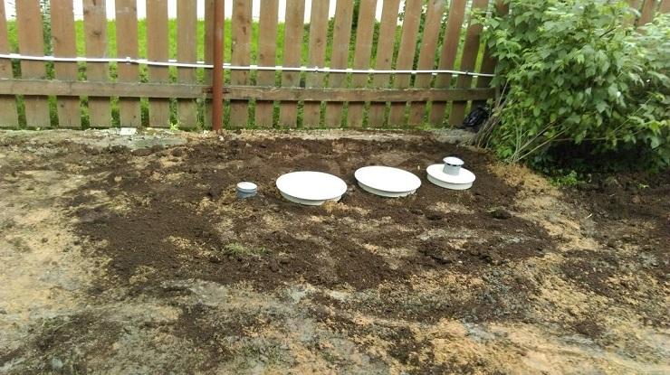 септик для канализации загородных домов