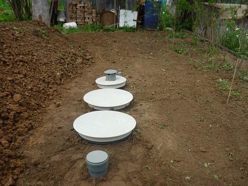 Установить канализацию
